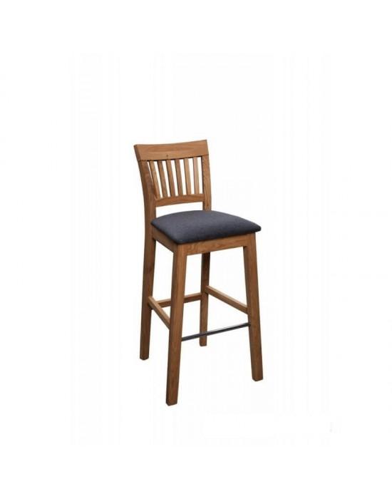 """Барний стілець EKHOLM з м""""яким сидінням"""